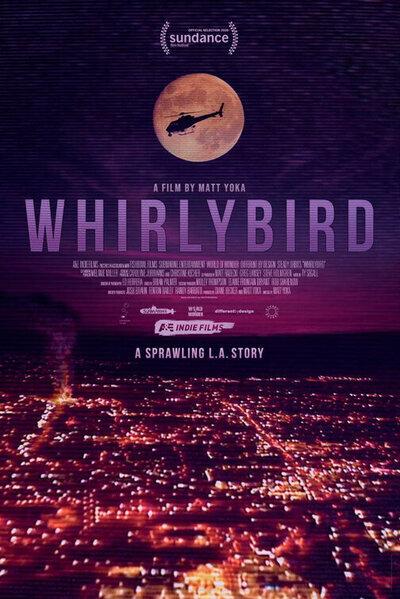 Whirlybird movie poster