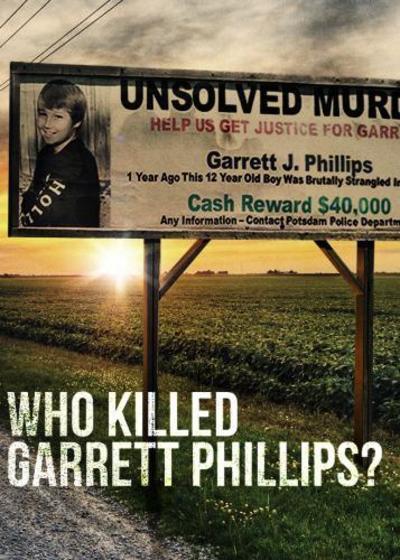Who Killed Garrett Phillips? movie poster