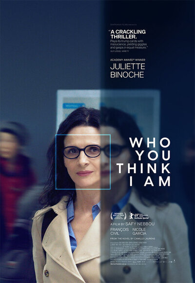 Who You Think I Am movie poster