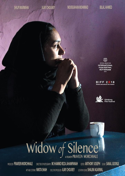Widow of Silence movie poster