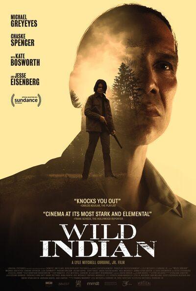 Wild Indian movie poster
