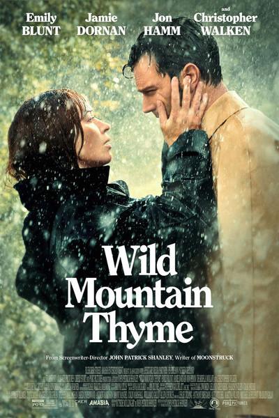Wild Mountain Thyme movie poster