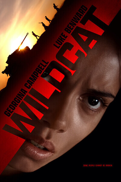 Wildcat movie poster