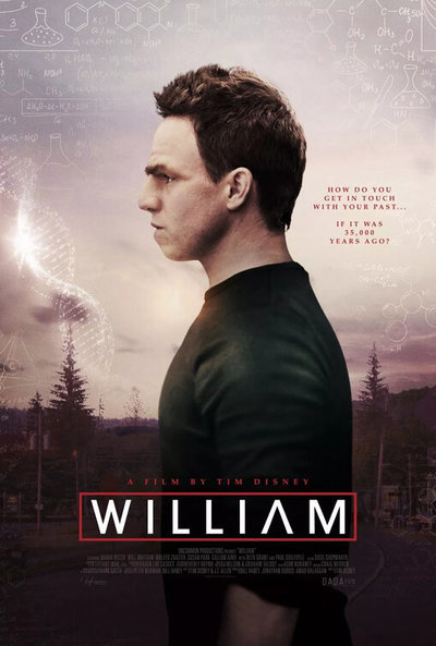 William movie poster
