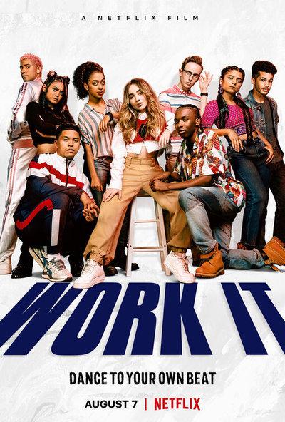 Work It movie poster