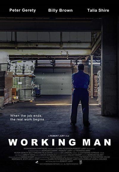 Working Man movie poster