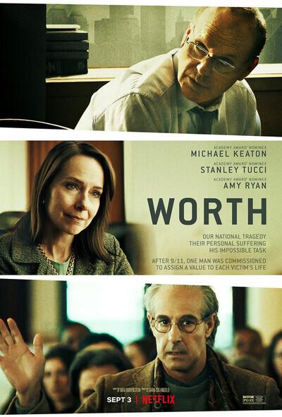 Worth movie poster