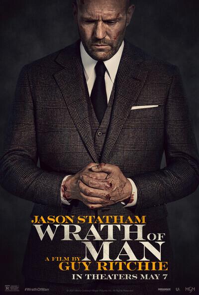 Wrath of Man movie poster