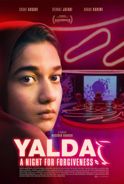 Yalda, a Night for Forgiveness movie poster