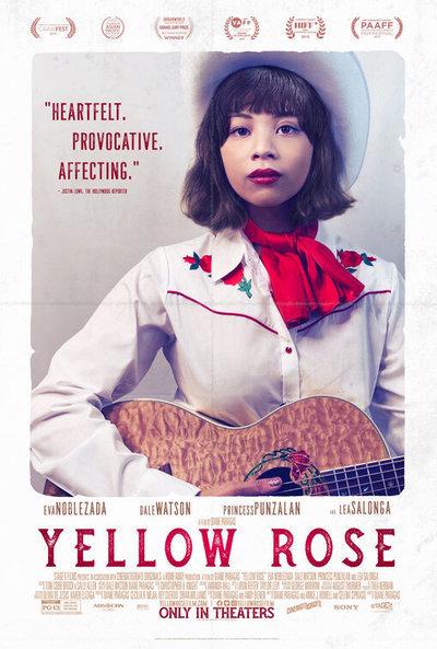 Yellow Rose movie poster