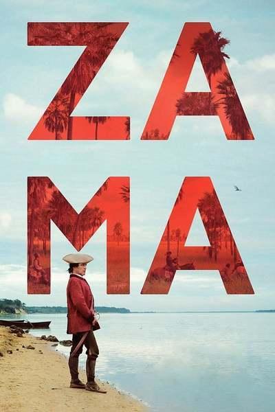 Zama movie poster