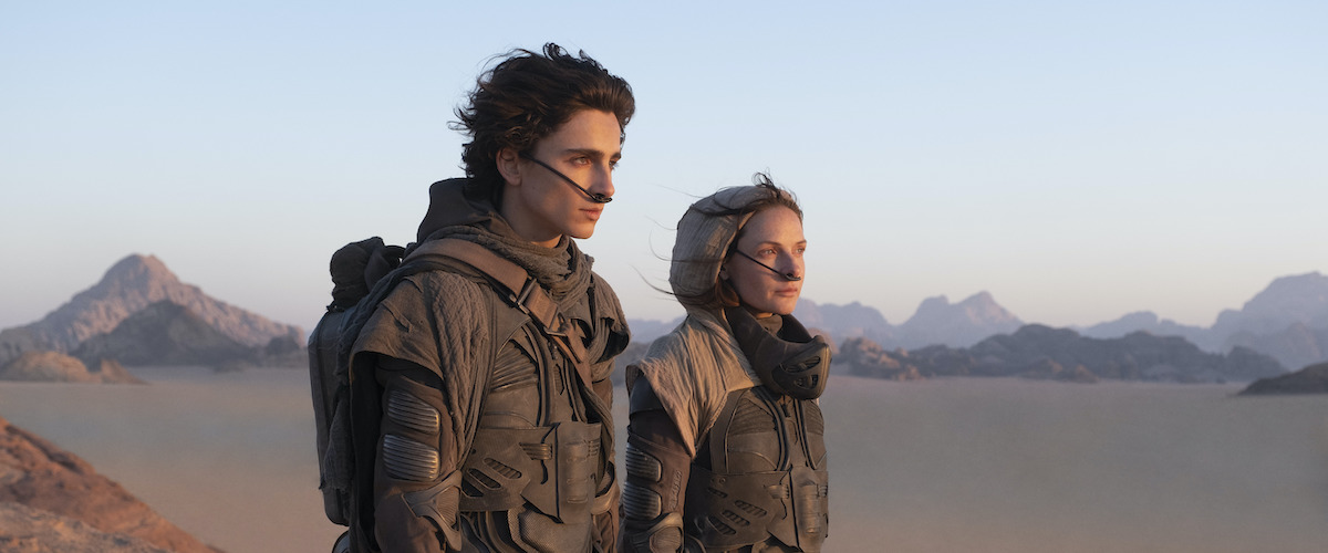 Check out the final trailer of Dune