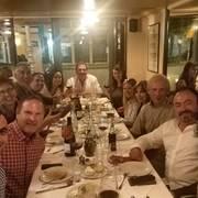 Auchen 2018 with friends