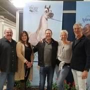 Manny and Vickie Valley Oak Arabians - Big Night!