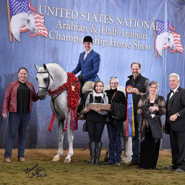 2019 US Nationals with Team Royal