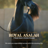 Royal Asalah is now proudly owned by Sheikh Saud K S Al-Thani of the KSA