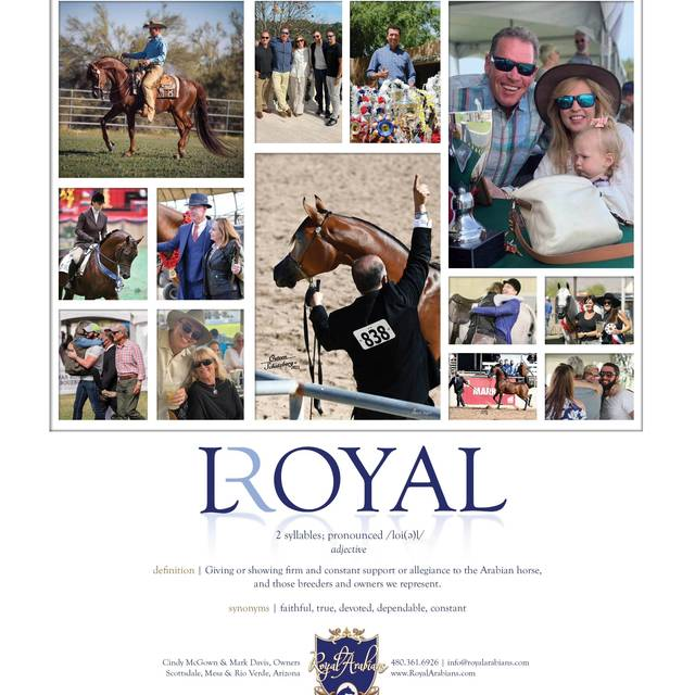 Royal, Loyal for you and with you!!!