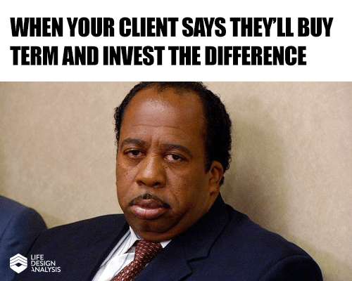 funny insurance meme stanley the office