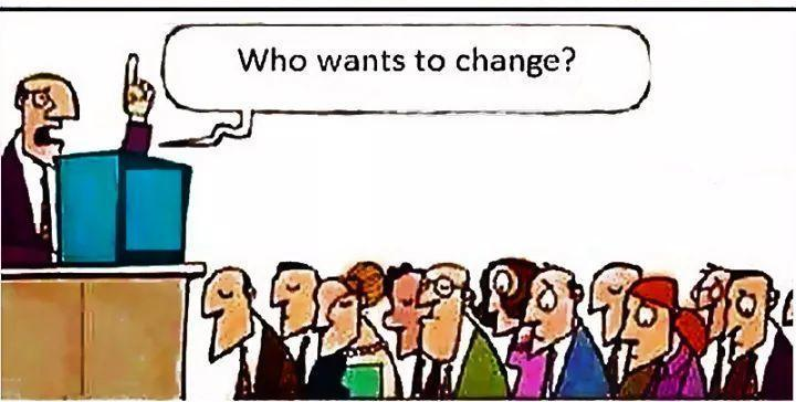 who wants to change