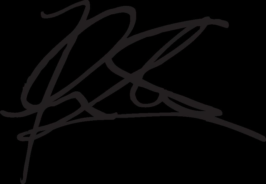 Franklin Graham's signature