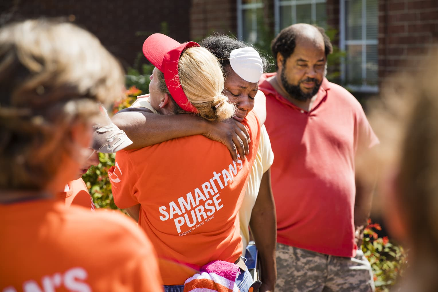 Samaritan's Purse responded in southeast Texas after Tropical Storm Imelda dumped about 40 inches of rain in areas north and east of Houston.