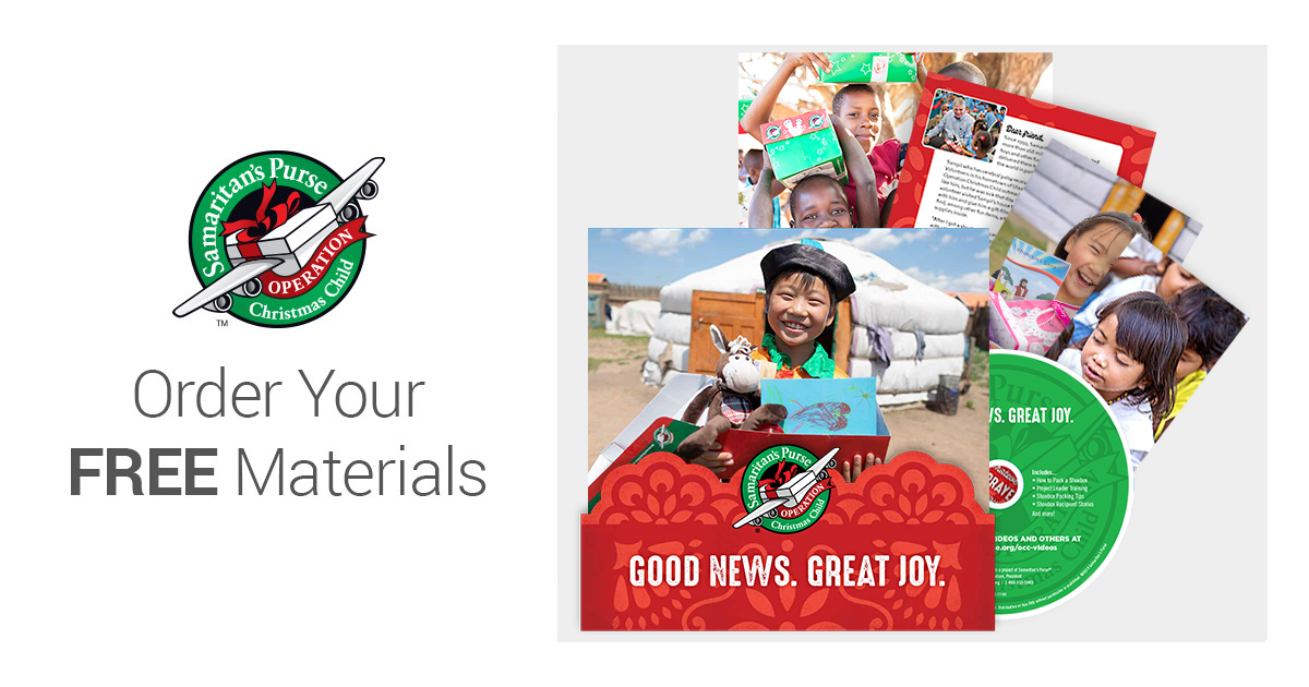 Order Free Materials