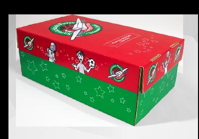 Operation Christmas Child Shoebox.Order Preprinted Shoeboxes