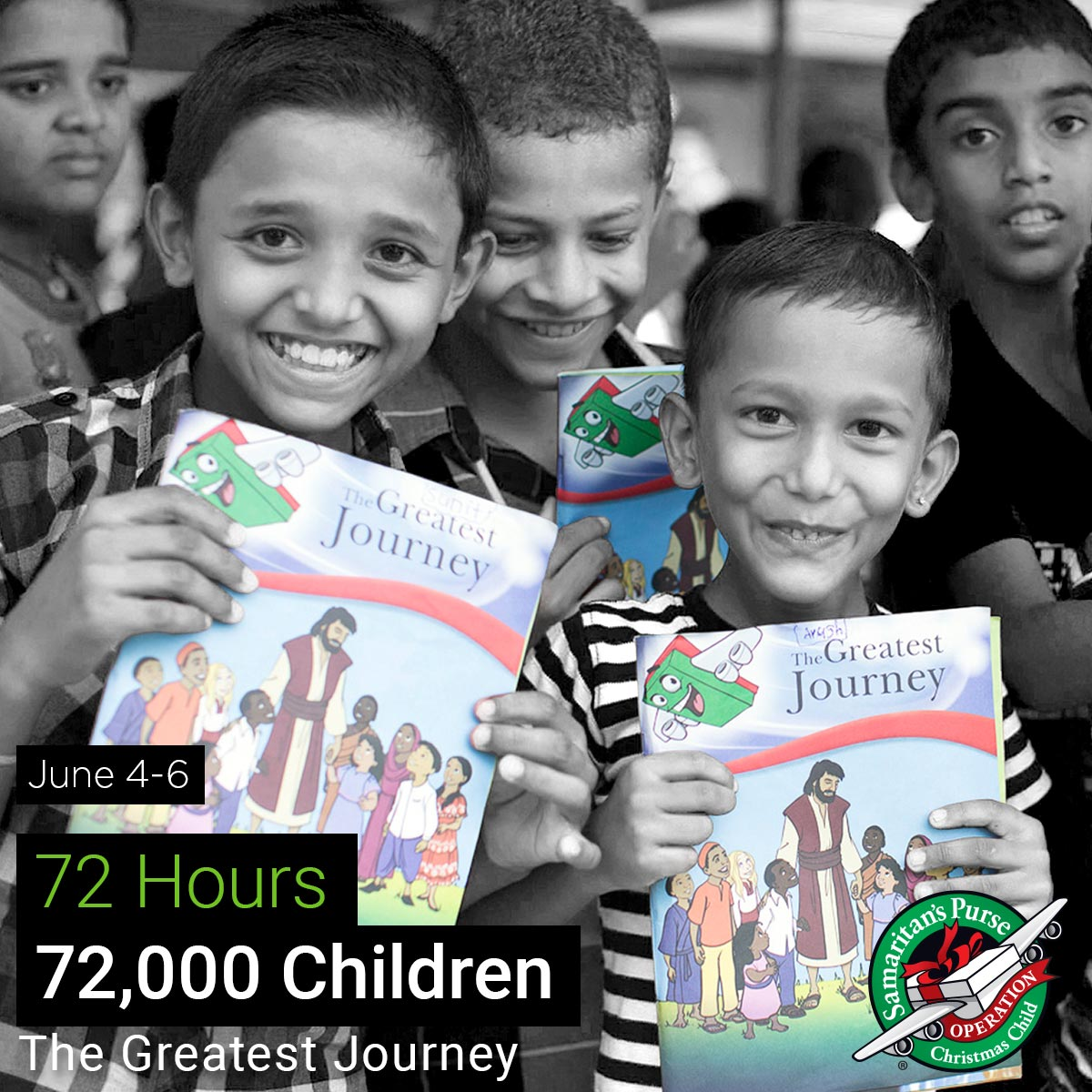 72K Children Facebook Billboard