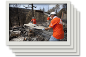 U.S. Disaster Relief Photos