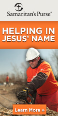 Samaritan's Purse - Helping In Jesus' Name