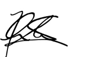 Franklin Signature