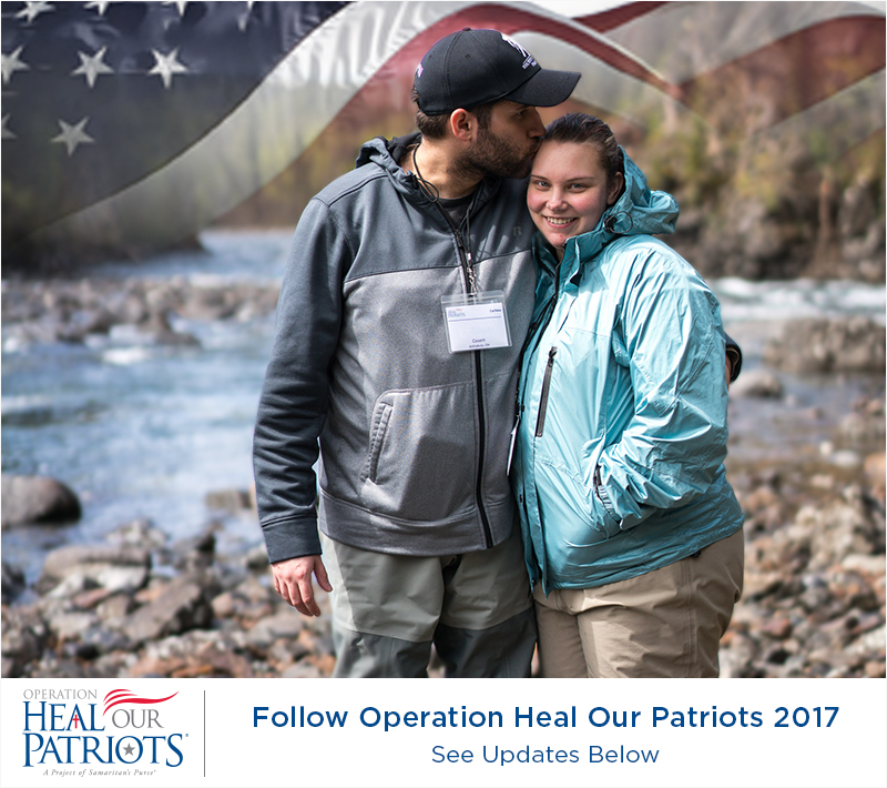 Operation Heal Our Patriots - Strengthening Military Marriages