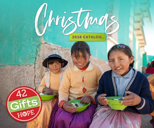 Share the 2018 Gift Catalog
