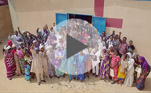 Connect Your Church to Samaritan's Purse: Church Engagement Page