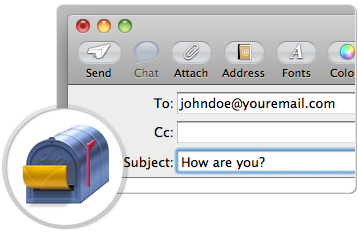Messages That Reach the Inbox