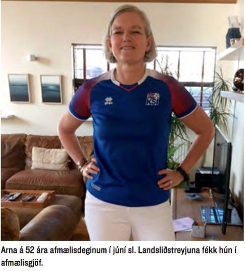Arna Harðardóttir mynd 2