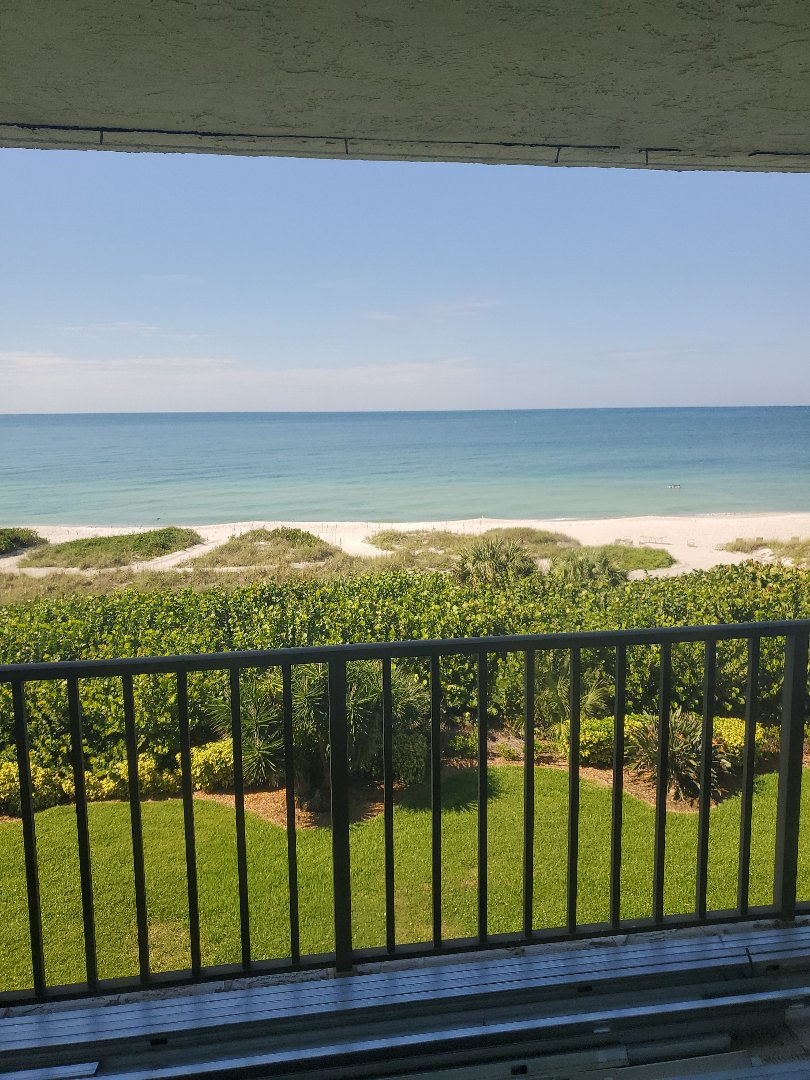 Longboat Key, FL - When your ducts aren't keeping your house cool, call Anthony's Heating-Cooling-Electrical to perform a ducts and Equipment Estimate.  These customers in Longboat Key, Florida are living the life and will be cool in no time!