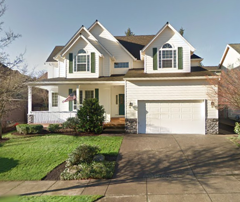 Tualatin, OR - Free Roofing Estimate in Tualatin. Tear off existing shingle to install GAF Timberline HD Architectural Shingles.