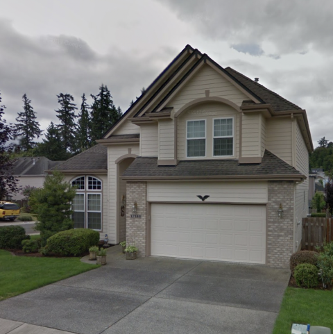 Damascus, OR - Roof replacement scheduled for this Damascus, OR home. GAF Timberline HDZ with a Lifetime Silver Pledge Warranty to be installed.