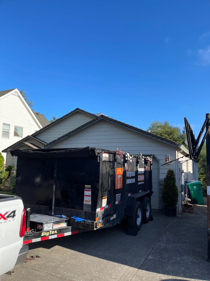Gresham, OR - Starting another GAF roof in Gresham by Evergreen Renovations and Roofing. Siding windows. Kitchen remodel. Bath remodel. Additions. ADUs