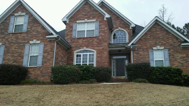 Evans, GA - Take a look at this #roof the guys just installed on this home in Evans, GA!