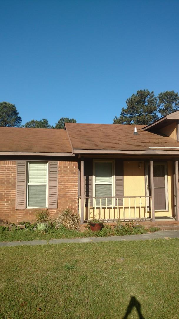 Hephzibah, GA - Hey here doing a roof estimate.