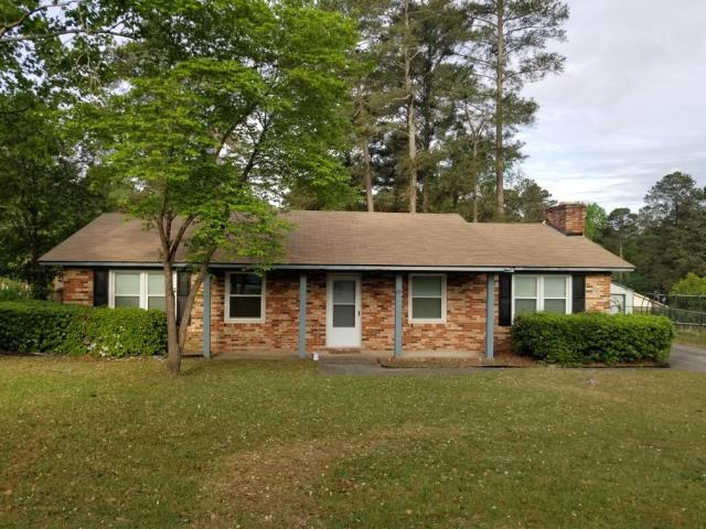 Evans, GA - Hey Take a look at the roof we just installed in Evans Ga with GAF 35 year 3-Tabs color is Golden Cedar, Replace all PVC pipe Flashing, Re-flash Brick Chimney as well.