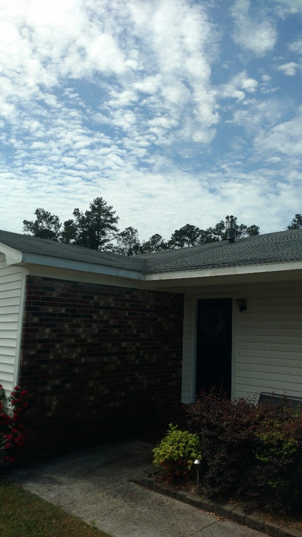 Martinez, GA - Hey here looking at a roof install