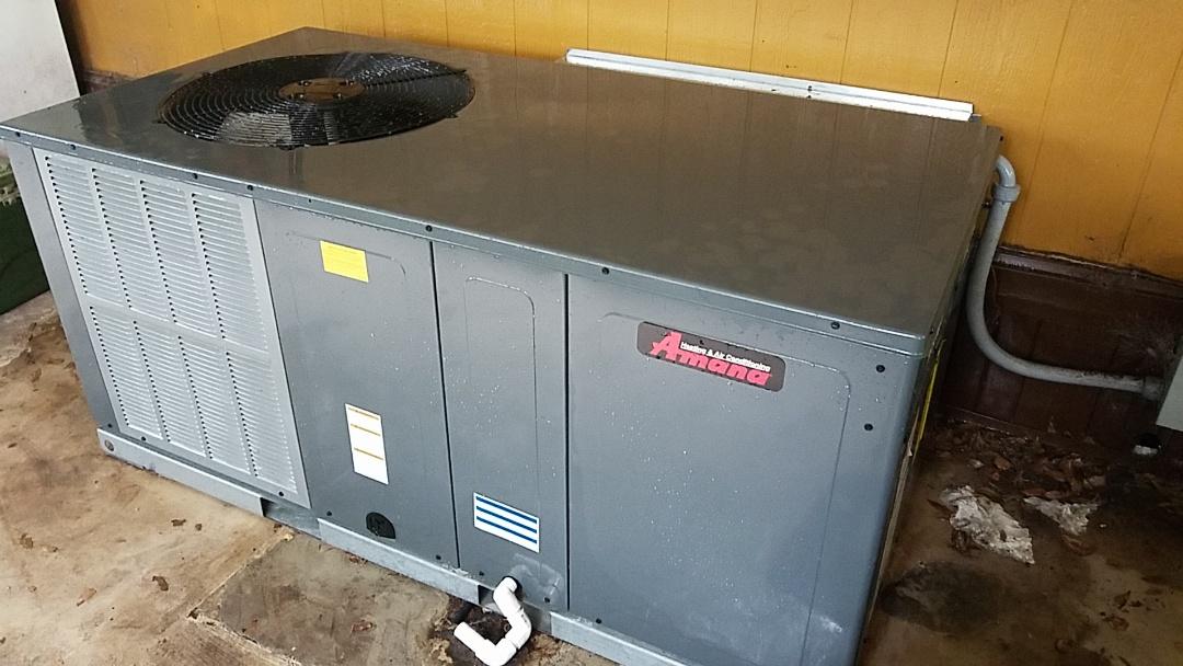 Satsuma, FL - Tune up amana heatpump system