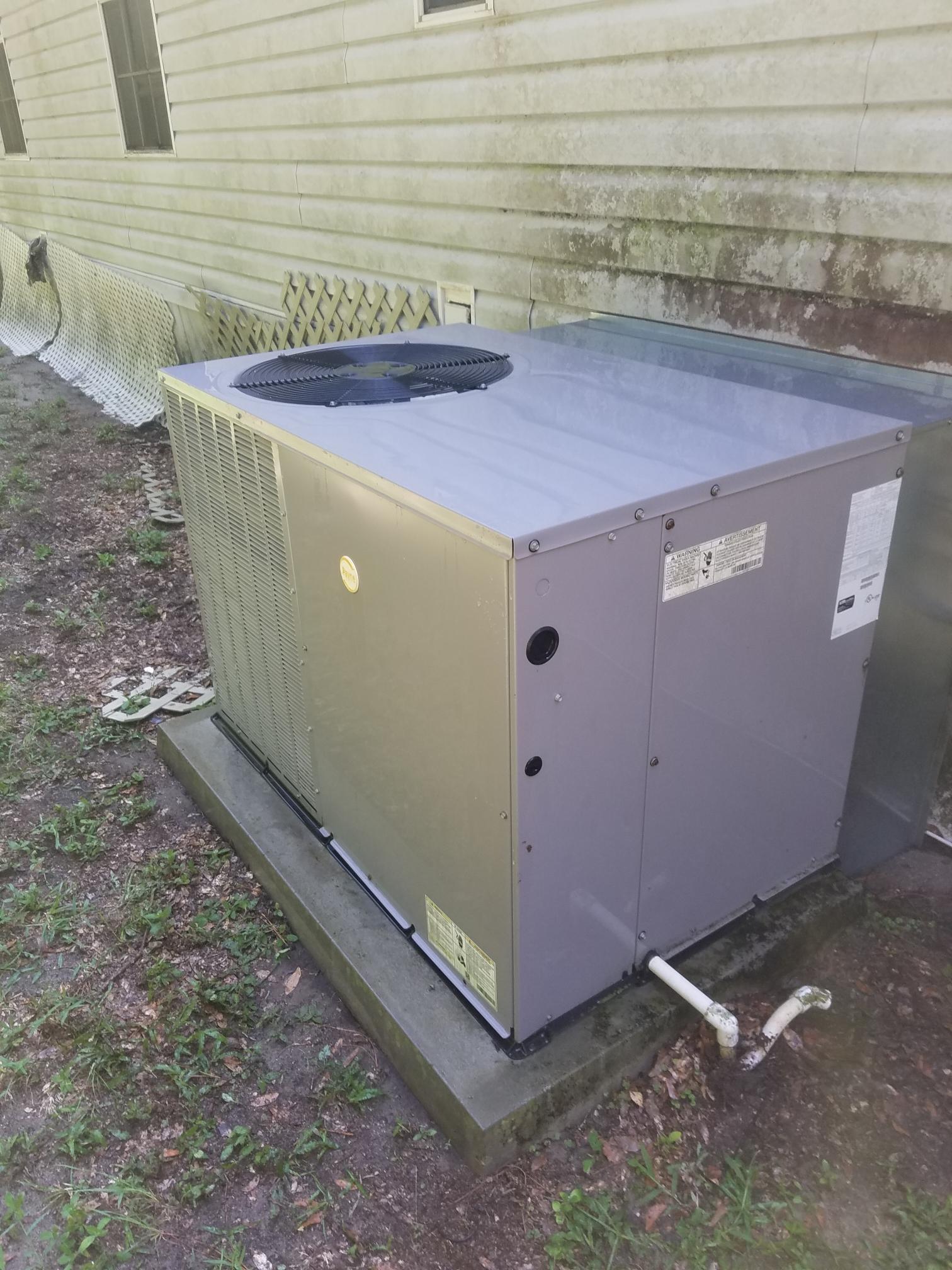 Interlachen, FL - Maintenance on Payne