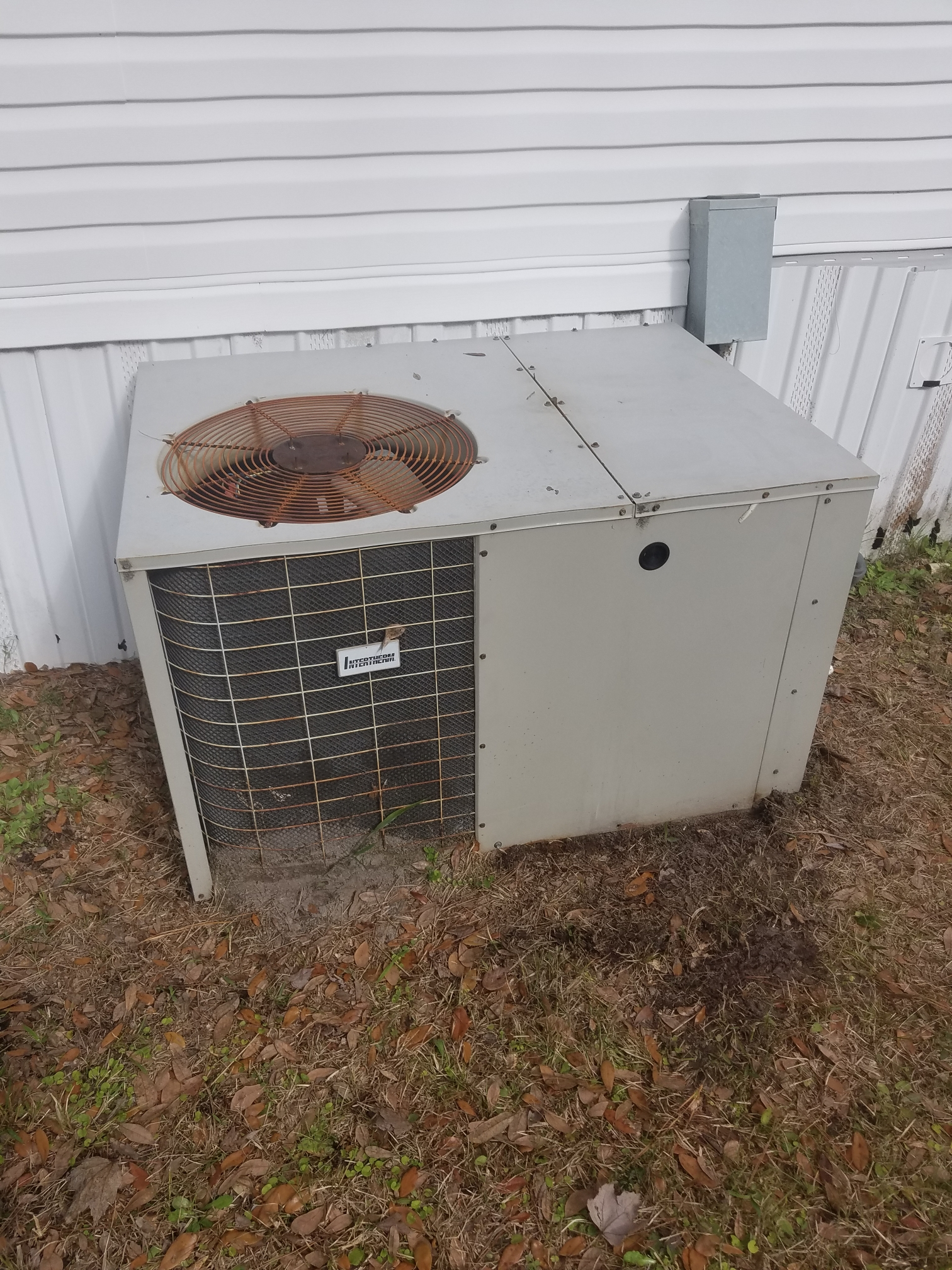 Hastings, FL - Service on Intertherm