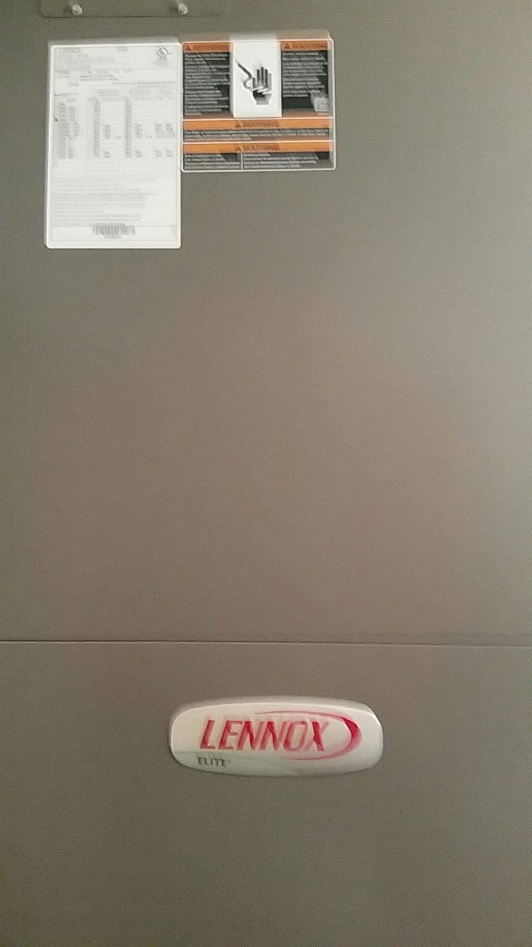 Welaka, FL - Service call lennox heatpump system