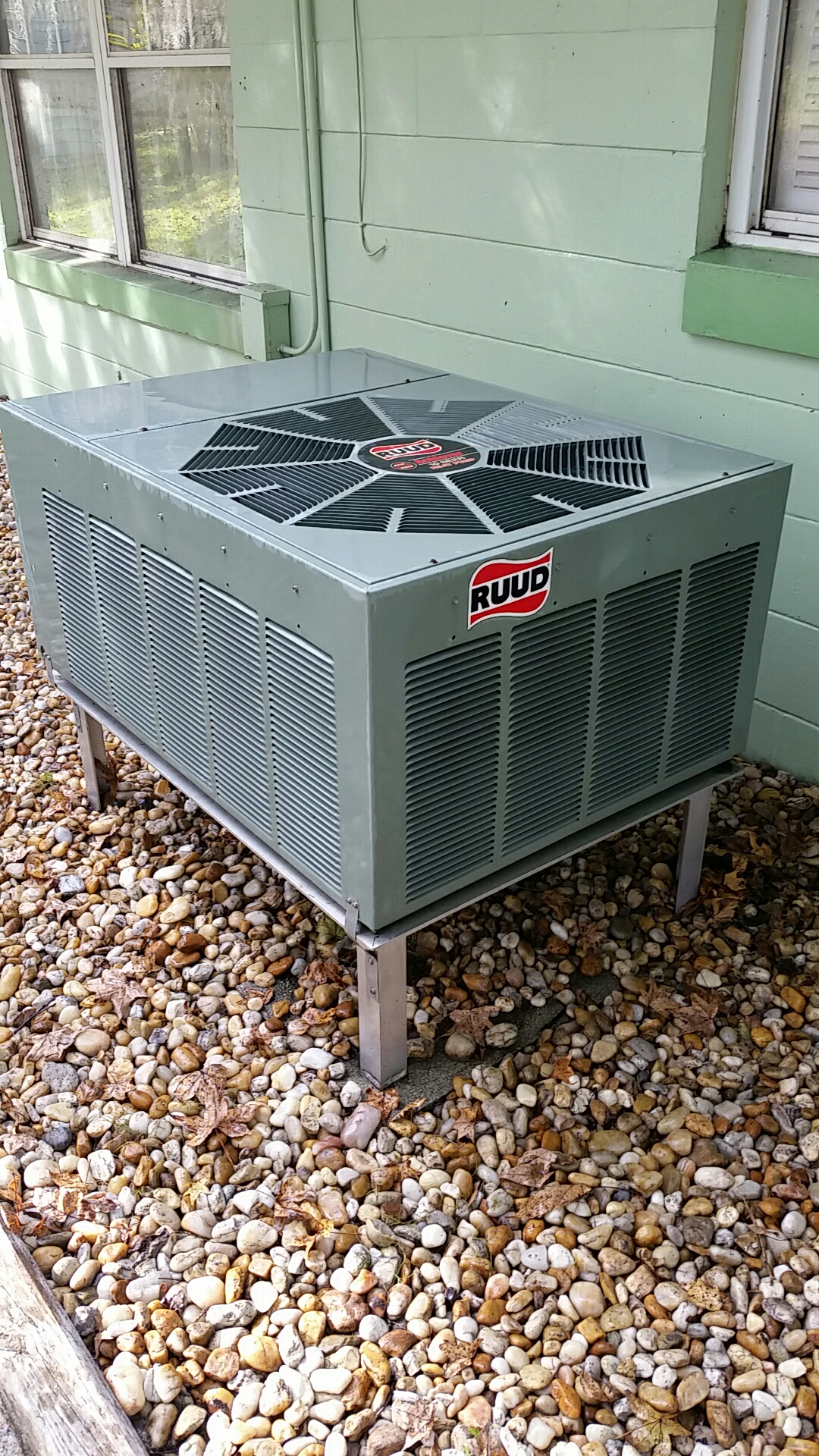 Georgetown, FL - Tune up ruud split heatpump system
