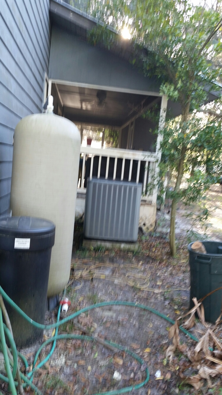 Keystone Heights, FL - Maintenance on Amana Heat Pump
